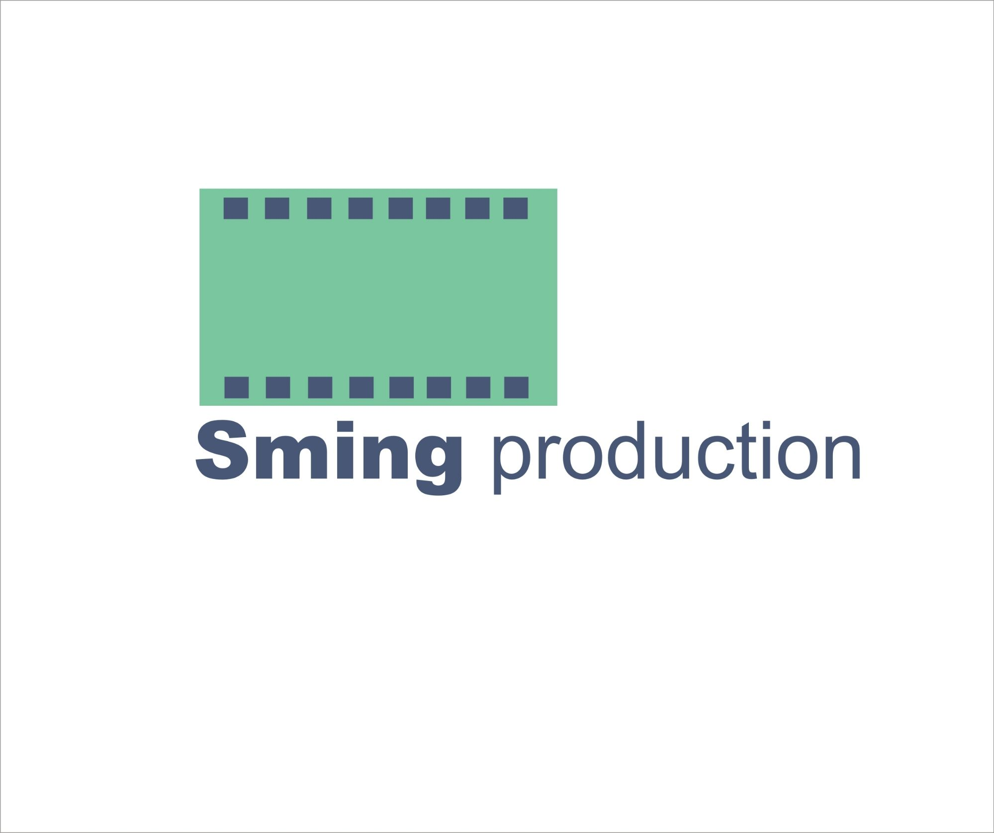 Логотип для видеопродакшн студии - дизайнер bymiftakhova