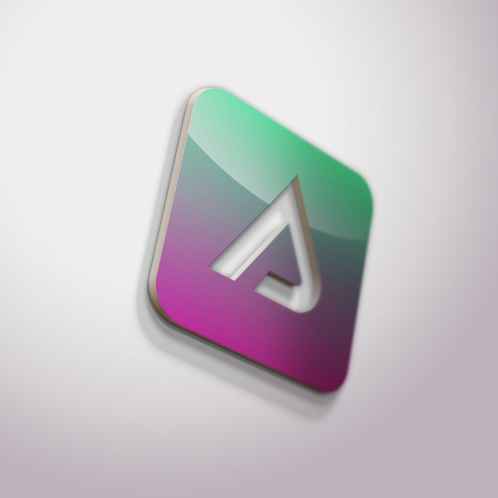 Логотип для сайта-приложения-компании - дизайнер sviaznoyy