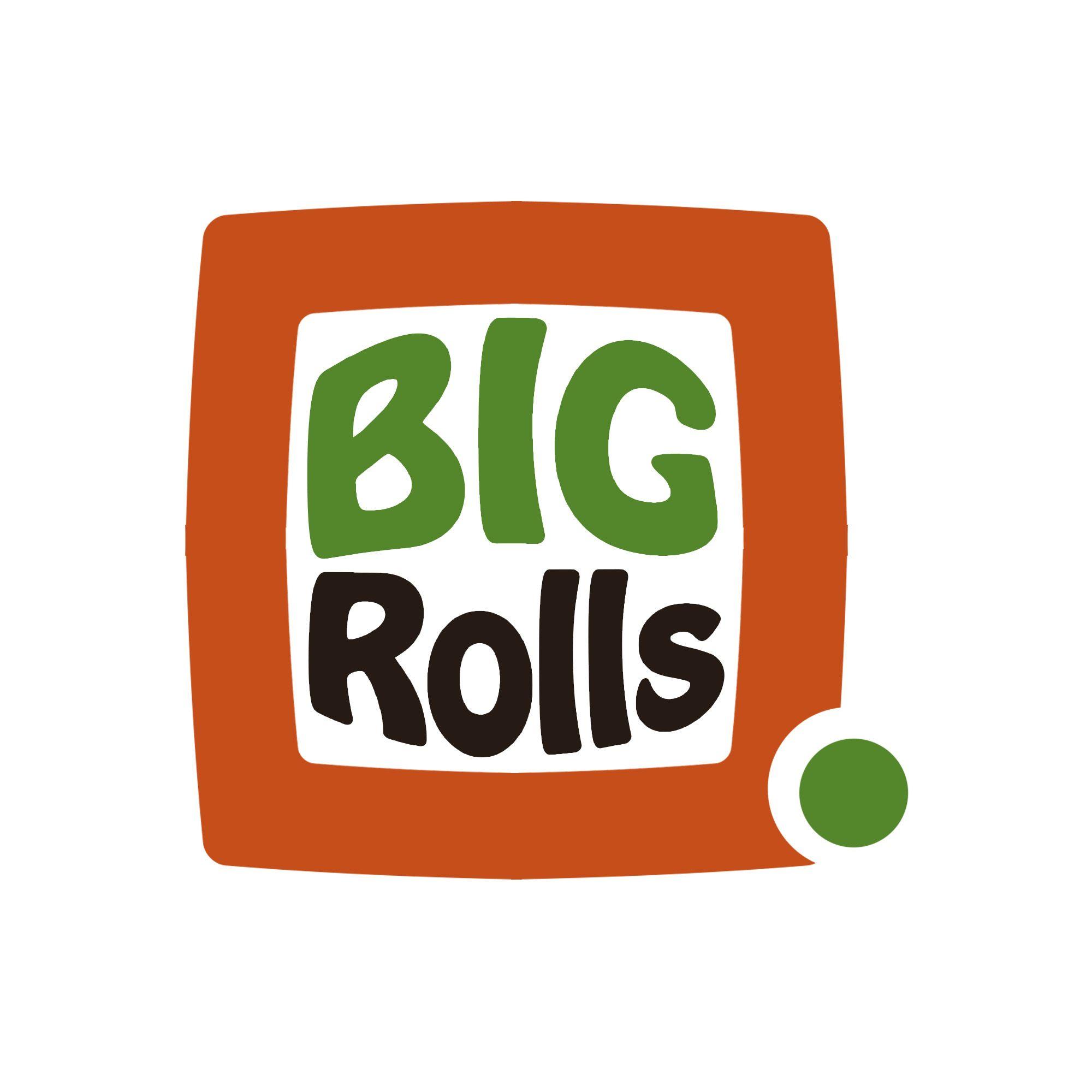 логотип для BigRolls - дизайнер Koustautiu