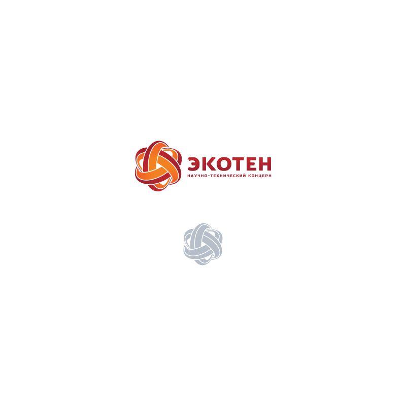 Логотип для научно - технического концерна - дизайнер luckylim