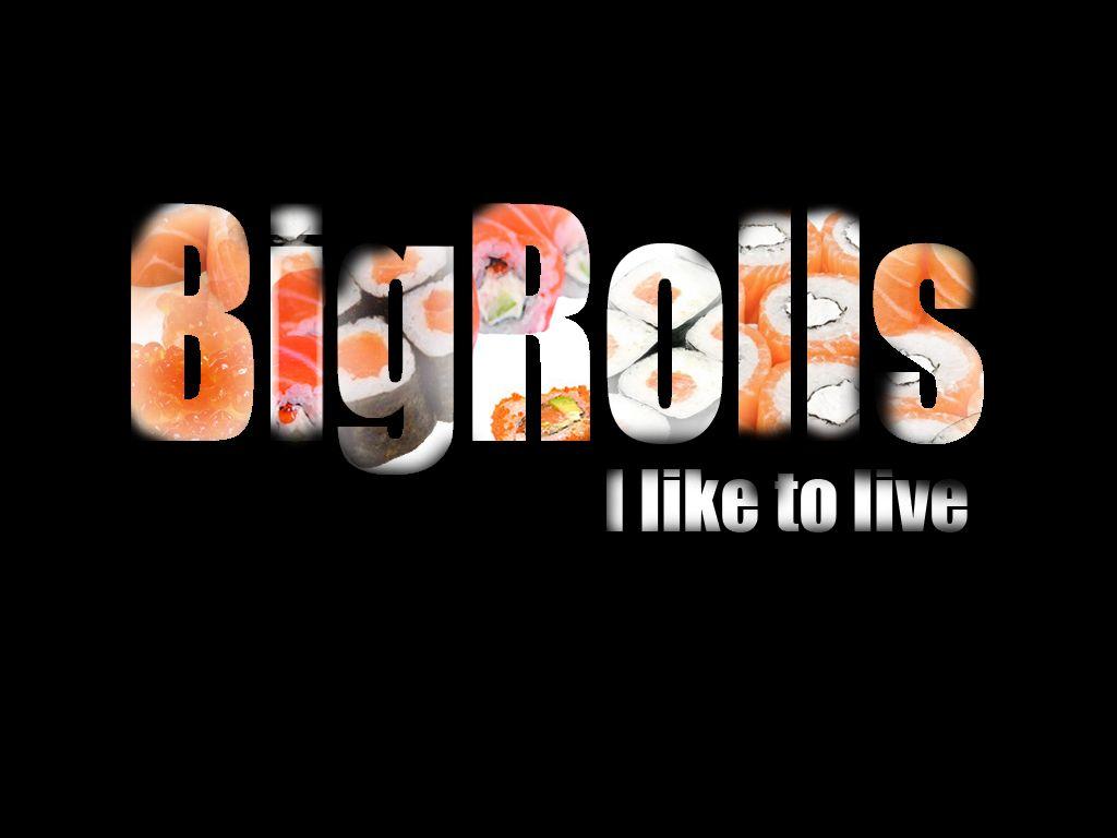 логотип для BigRolls - дизайнер Cherrydragon
