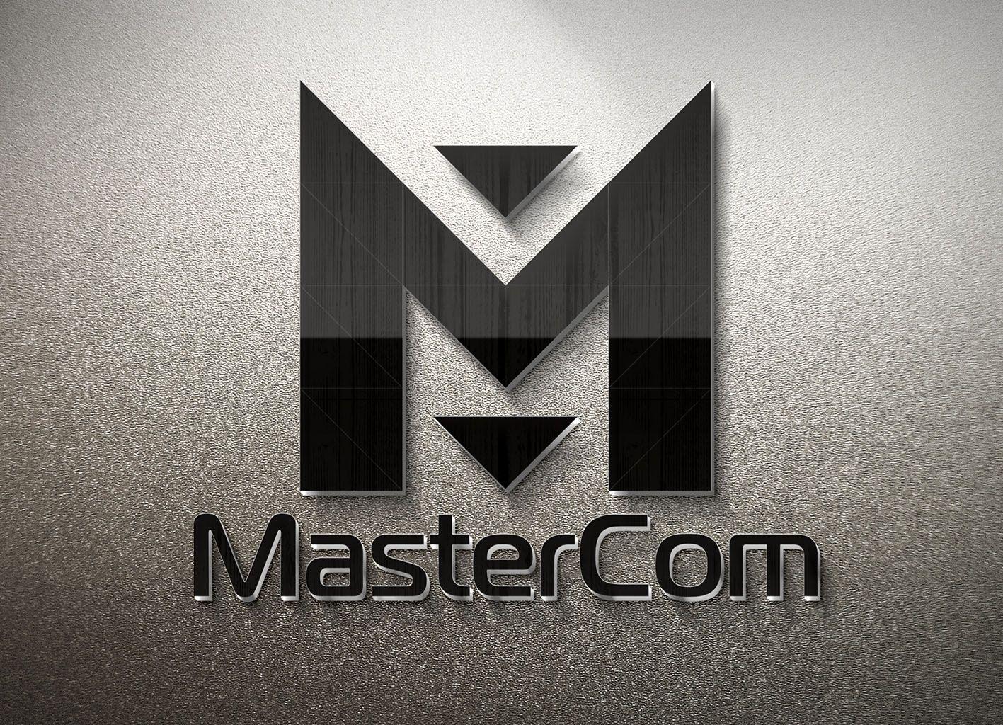 MasterCom (логотип, фирменный стиль) - дизайнер zhutol