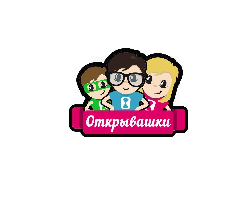 Логотип и цветовая гамма развлекательного проекта - дизайнер Daryma