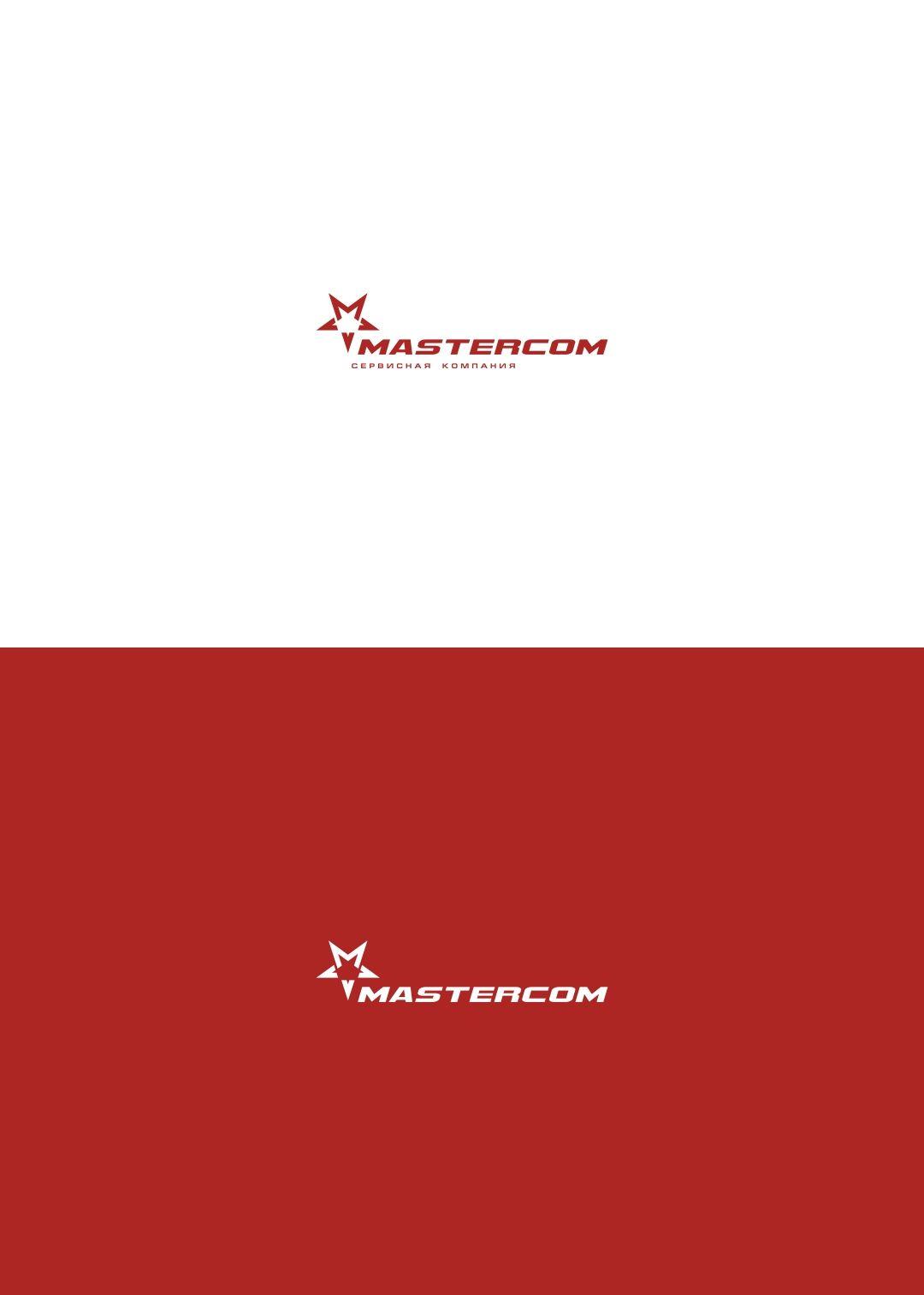 MasterCom (логотип, фирменный стиль) - дизайнер 4shark