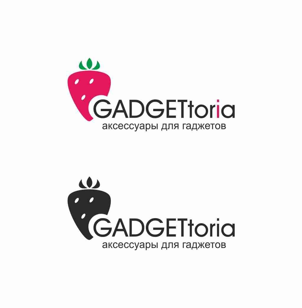 Логотип магазина аксессуаров для гаджетов - дизайнер Rybakova