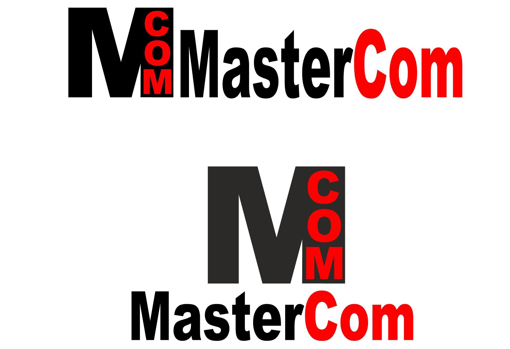 MasterCom (логотип, фирменный стиль) - дизайнер Valentin1982