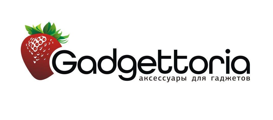 Логотип магазина аксессуаров для гаджетов - дизайнер Olegik882
