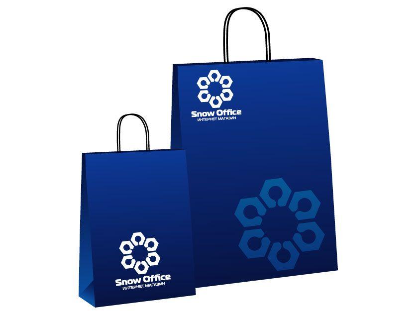 Лого и фирменный стиль для интернет-магазина - дизайнер zhutol