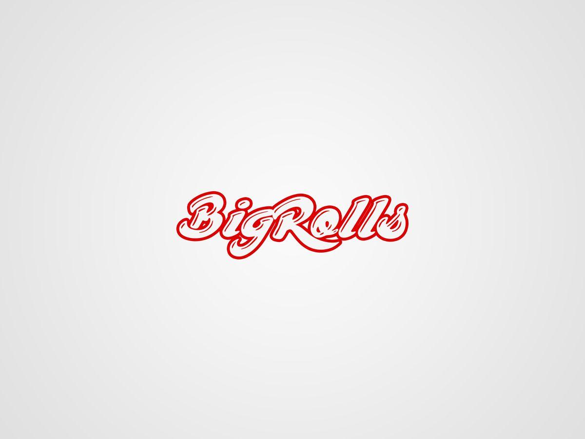 логотип для BigRolls - дизайнер Luetz