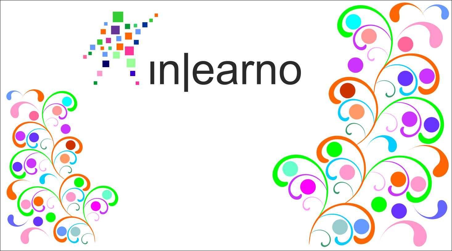 Визитная карточка и фирменный бланк Inlearno - дизайнер Valentin1982