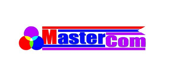MasterCom (логотип, фирменный стиль) - дизайнер ZazArt