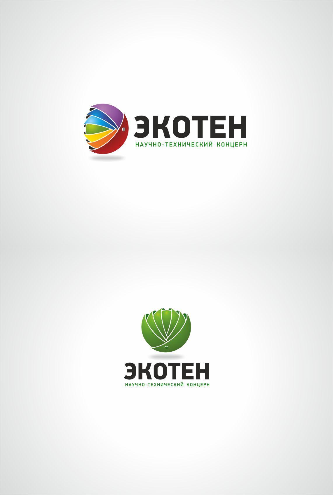 Логотип для научно - технического концерна - дизайнер GAMAIUN