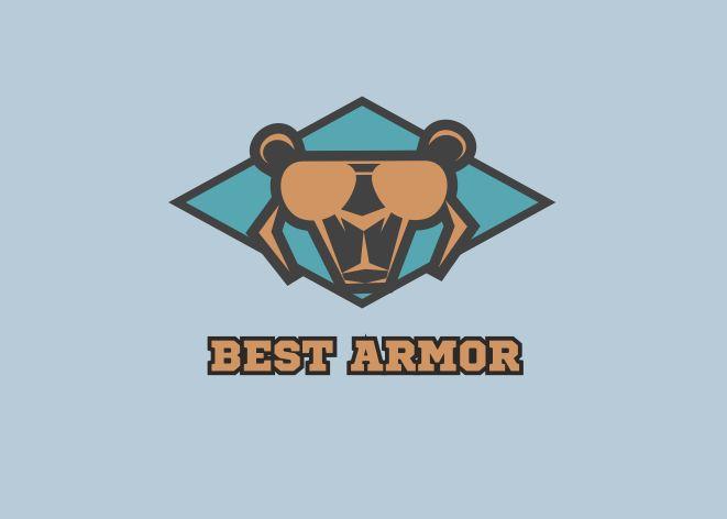 Логотип для интернет-магазина спортивной одежды - дизайнер msveet