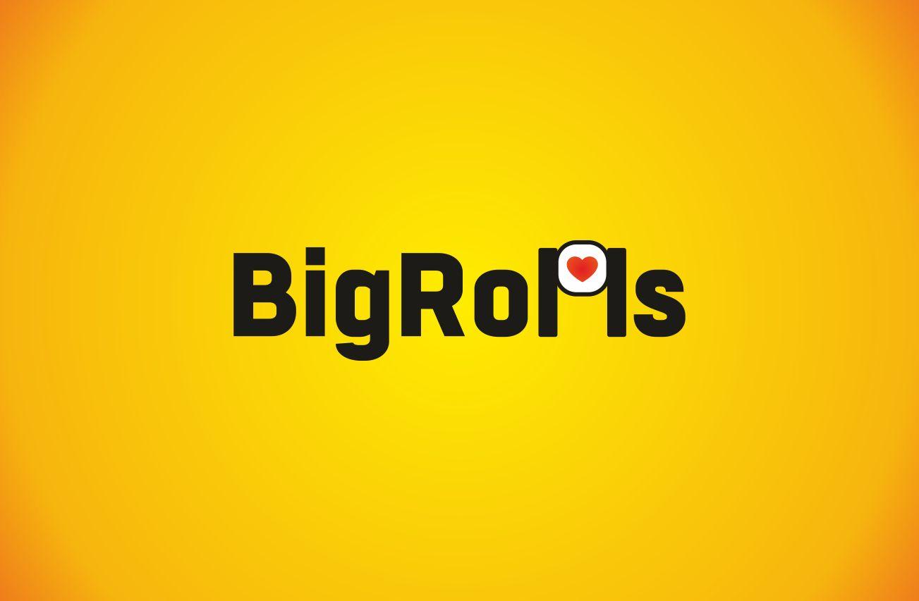 логотип для BigRolls - дизайнер Nadincross
