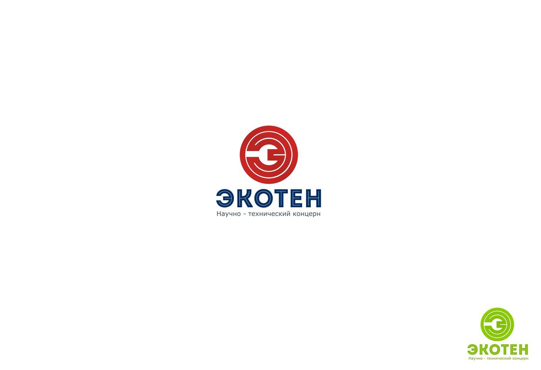 Логотип для научно - технического концерна - дизайнер fenis