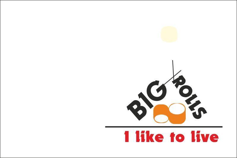 логотип для BigRolls - дизайнер Stasya_M