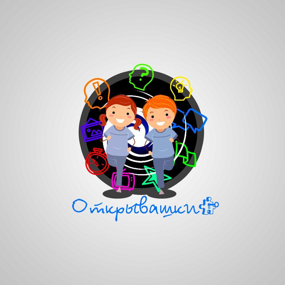 Логотип и цветовая гамма развлекательного проекта - дизайнер KILO_Sound