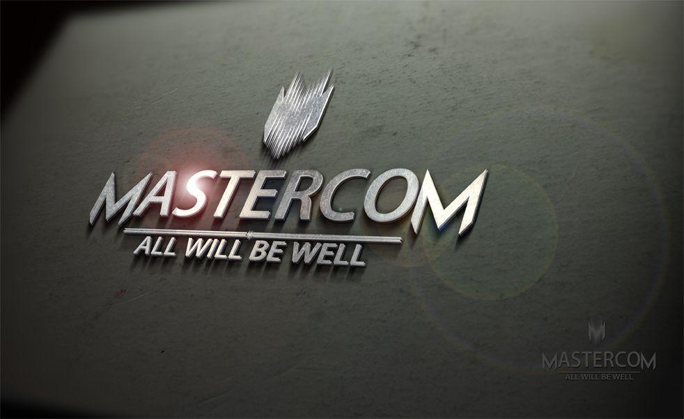MasterCom (логотип, фирменный стиль) - дизайнер Mishyra