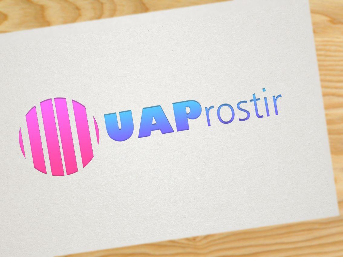 Логотип для UAProstir - дизайнер sashasem