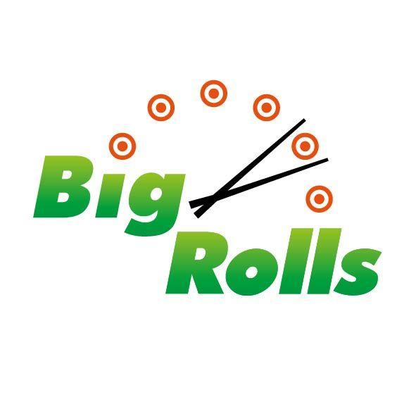 логотип для BigRolls - дизайнер p_o_l_e