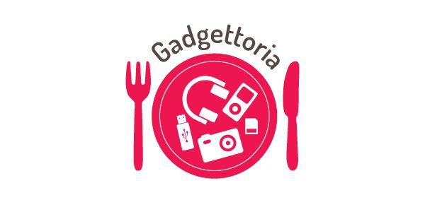 Логотип магазина аксессуаров для гаджетов - дизайнер drobinkin