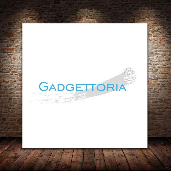 Логотип магазина аксессуаров для гаджетов - дизайнер da-ha-shutka