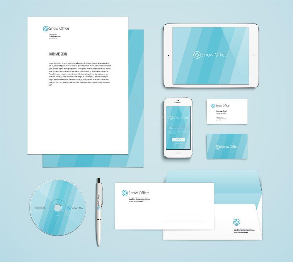 Лого и фирменный стиль для интернет-магазина - дизайнер Odinus