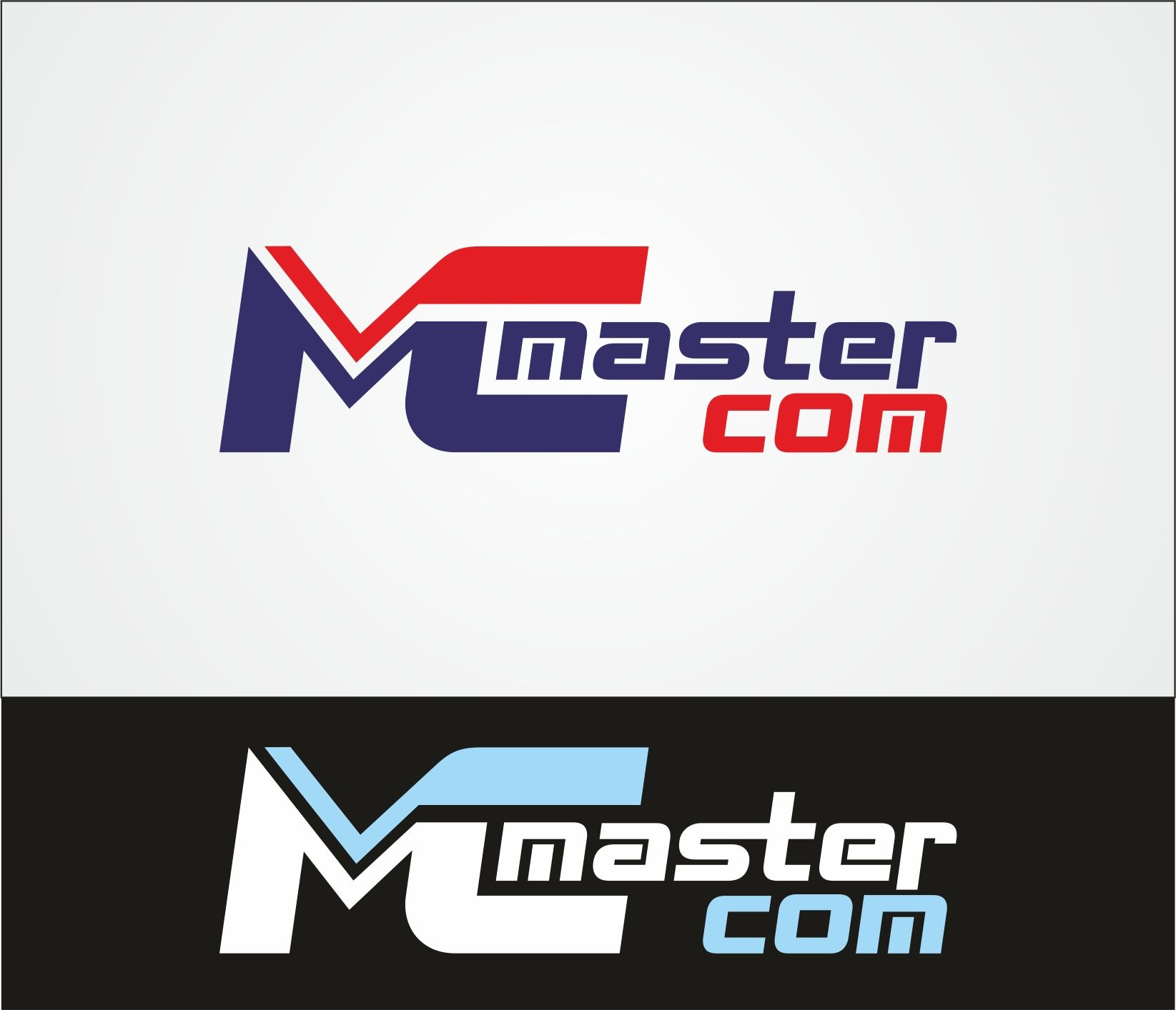 MasterCom (логотип, фирменный стиль) - дизайнер graphin4ik