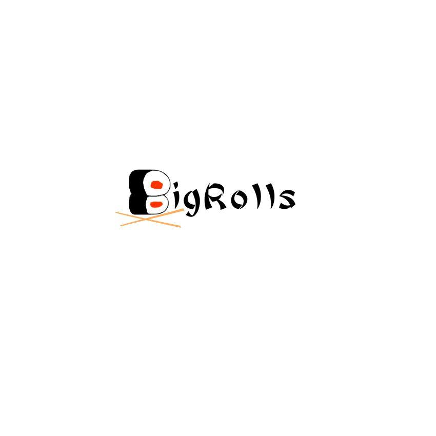 логотип для BigRolls - дизайнер Narimathas