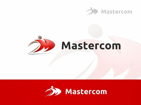 MasterCom (логотип, фирменный стиль) - дизайнер free-major