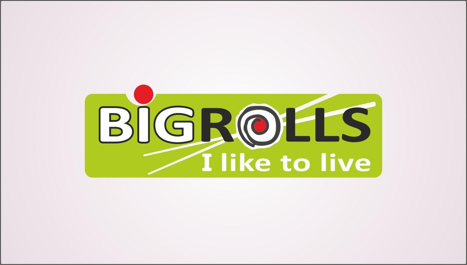 логотип для BigRolls - дизайнер graphin4ik