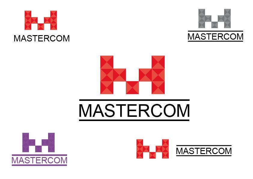 MasterCom (логотип, фирменный стиль) - дизайнер Free_identity