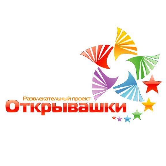 Логотип и цветовая гамма развлекательного проекта - дизайнер zhutol