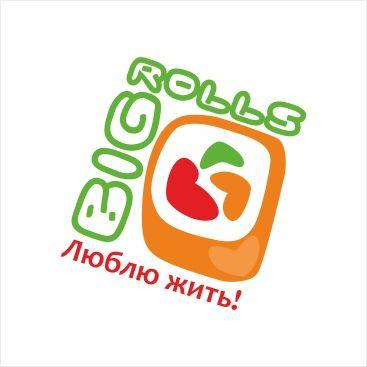 логотип для BigRolls - дизайнер arina_mit