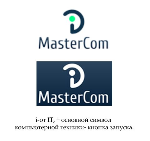 MasterCom (логотип, фирменный стиль) - дизайнер KIRIKS