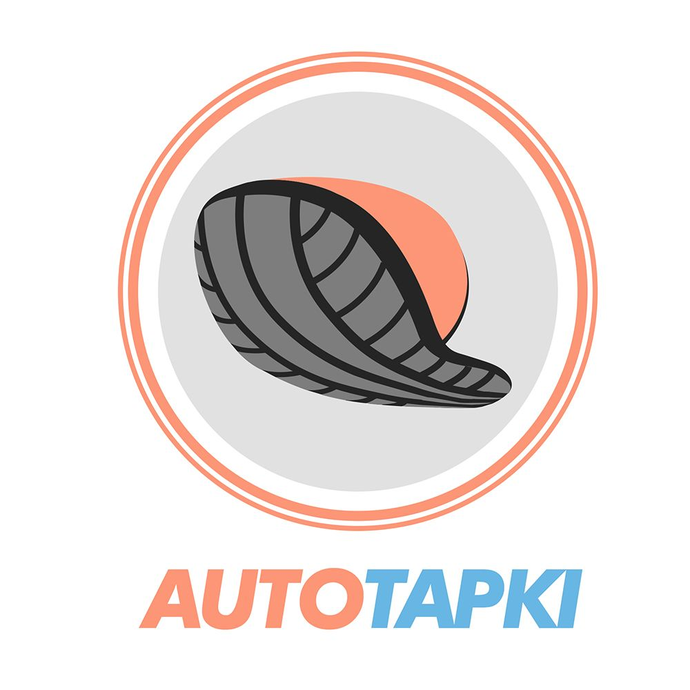 Логотип для магазина авто и мото шин и дисков - дизайнер Taio