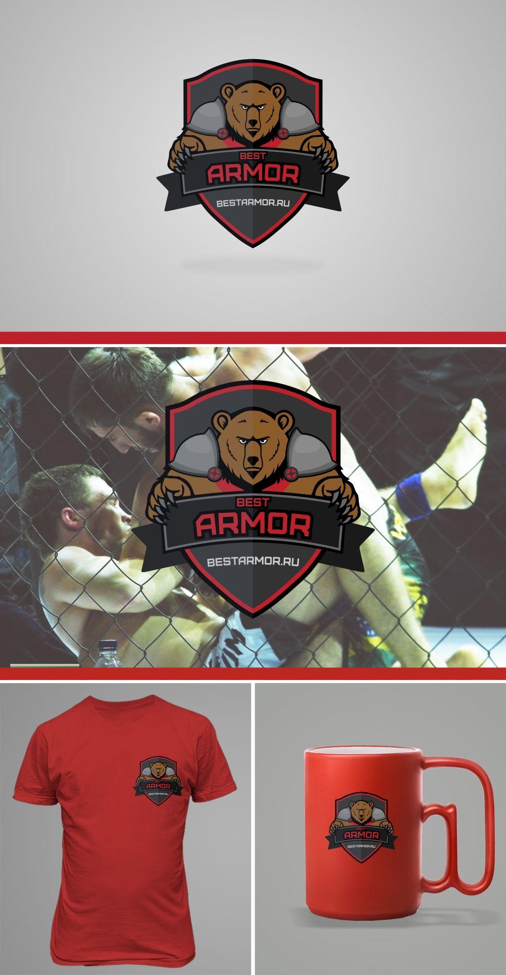 Логотип для интернет-магазина спортивной одежды - дизайнер splinter7