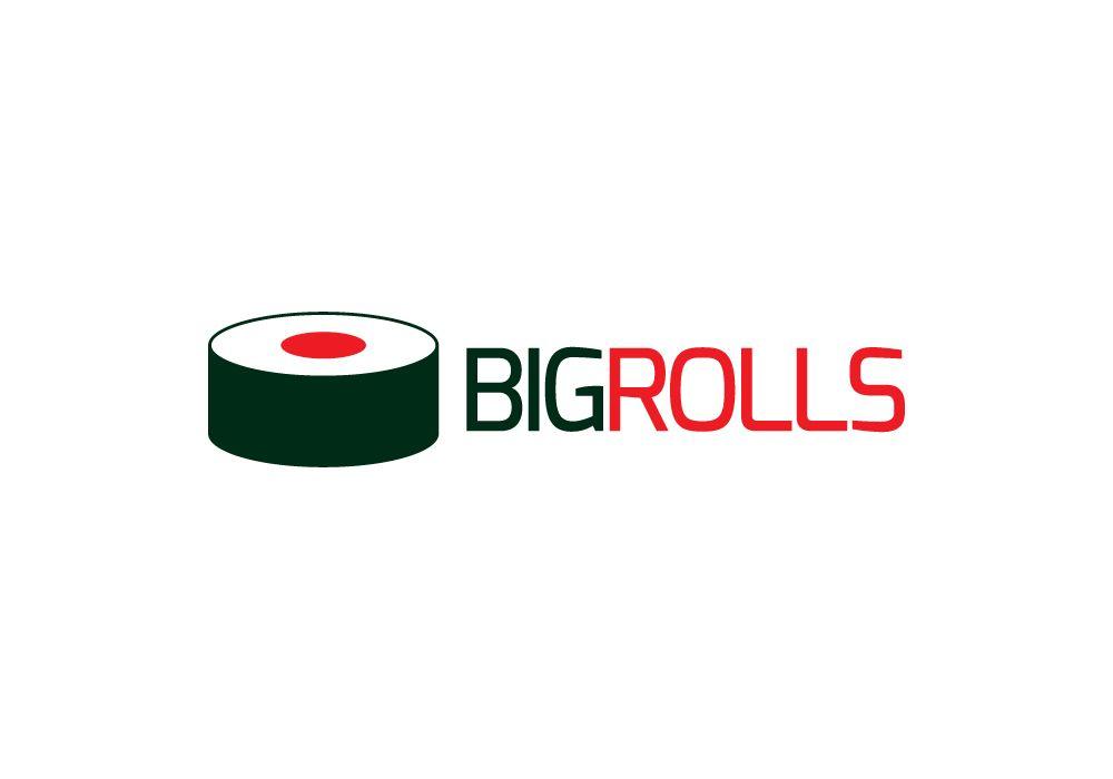 логотип для BigRolls - дизайнер tutcode