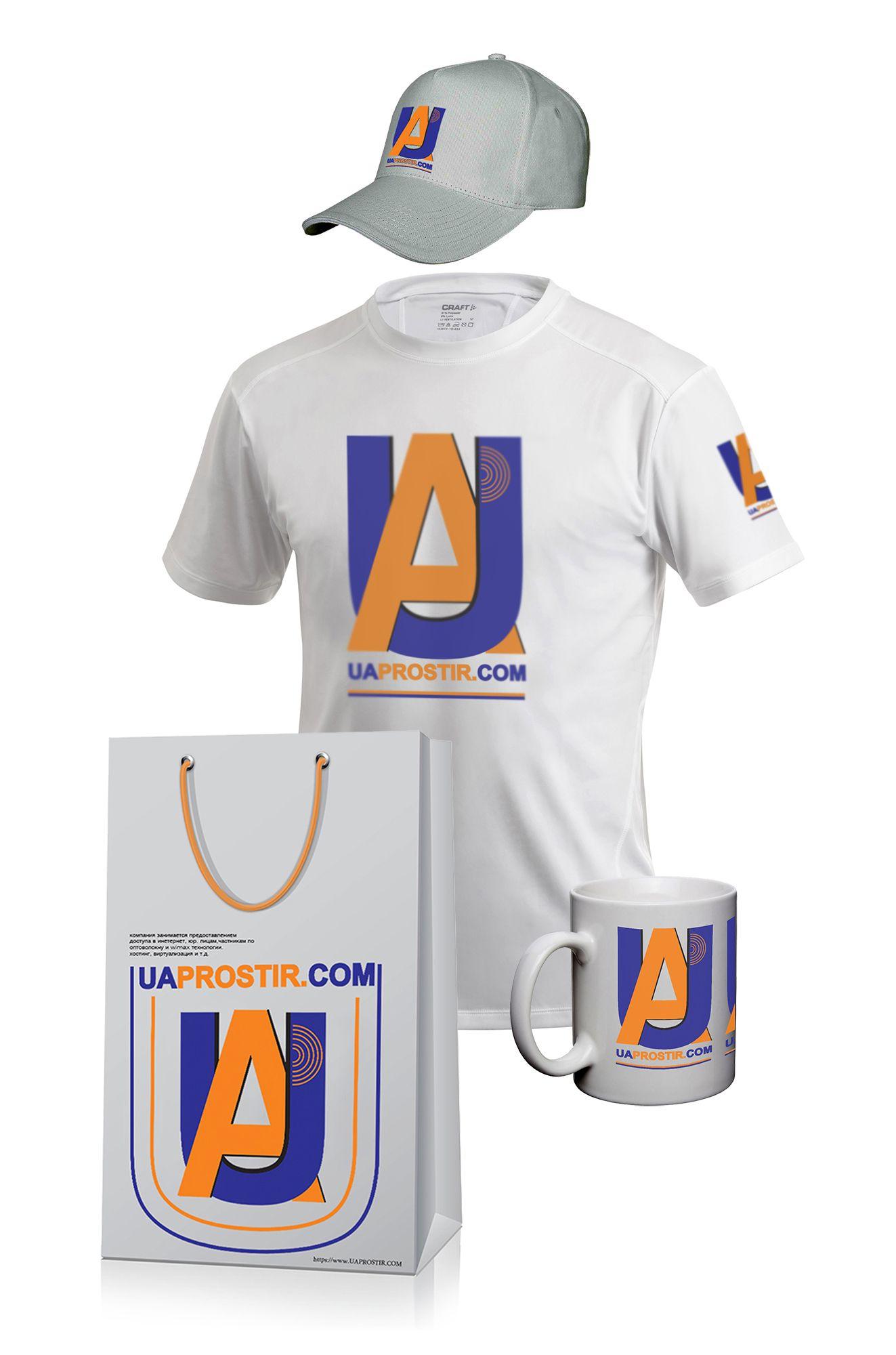 Логотип для UAProstir - дизайнер ZazArt