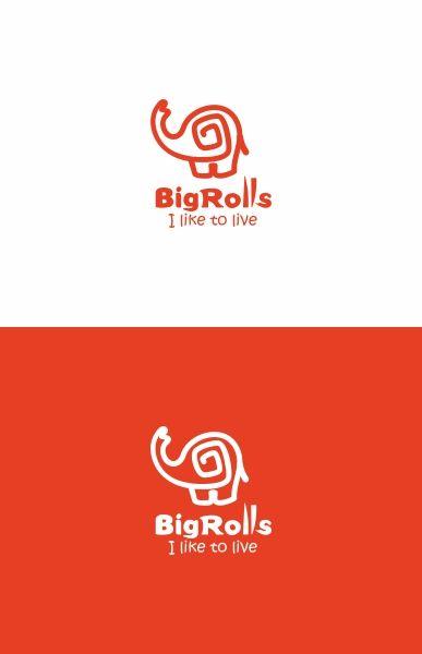 логотип для BigRolls - дизайнер free-major
