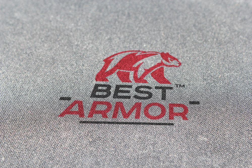 Логотип для интернет-магазина спортивной одежды - дизайнер Martins206