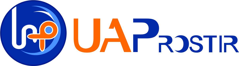 Логотип для UAProstir - дизайнер AlBoMantiS