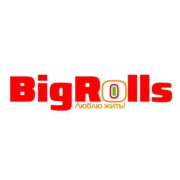 логотип для BigRolls - дизайнер zhutol