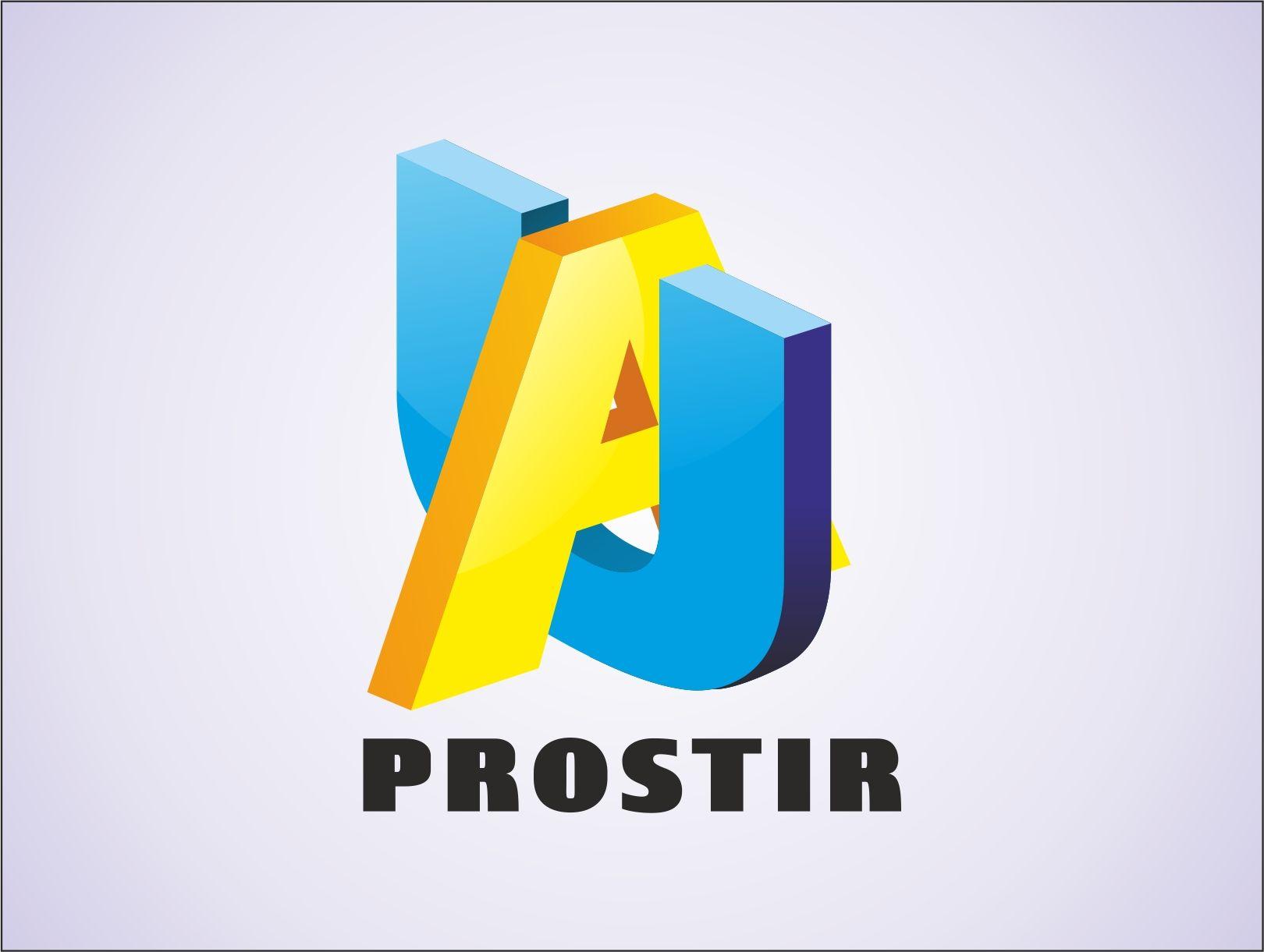 Логотип для UAProstir - дизайнер graphin4ik