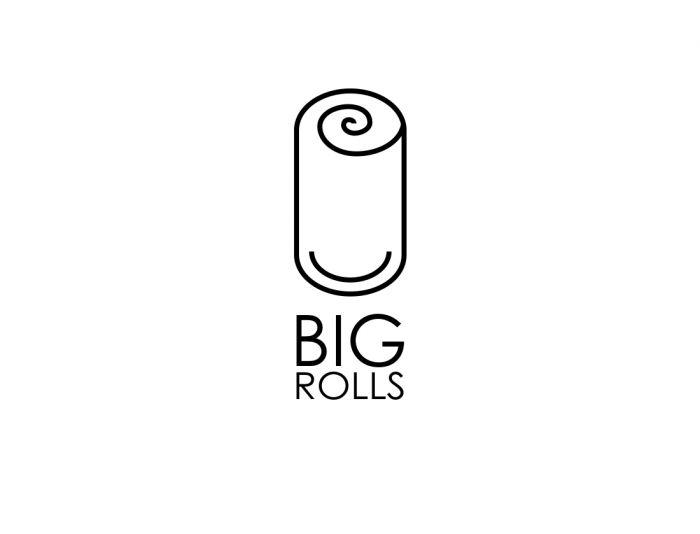 логотип для BigRolls - дизайнер MikleKozlov