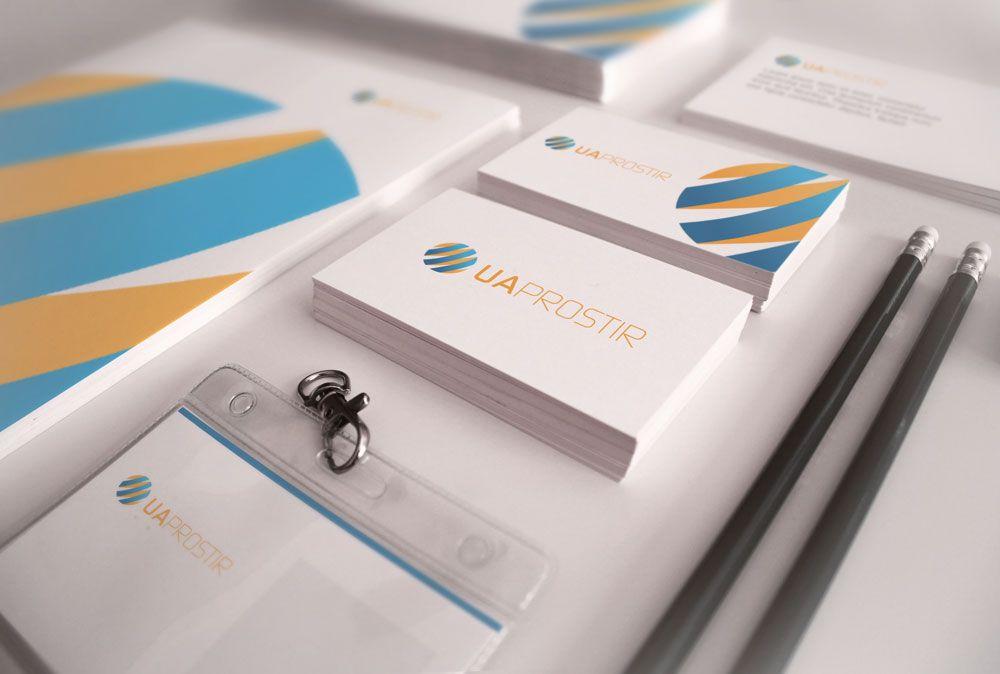 Логотип для UAProstir - дизайнер GreenRed