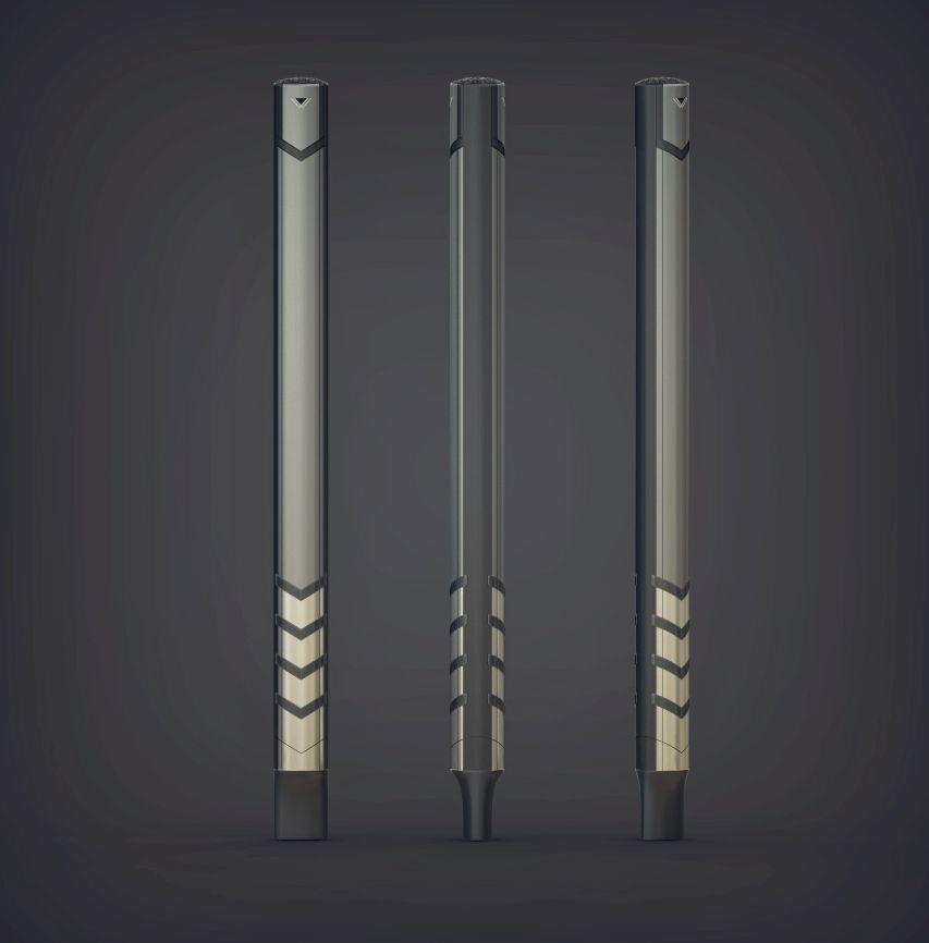 Стиль VERTU для электронной сигареты - дизайнер 3Dimsis