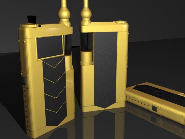 Стиль VERTU для электронной сигареты - дизайнер goljakovai