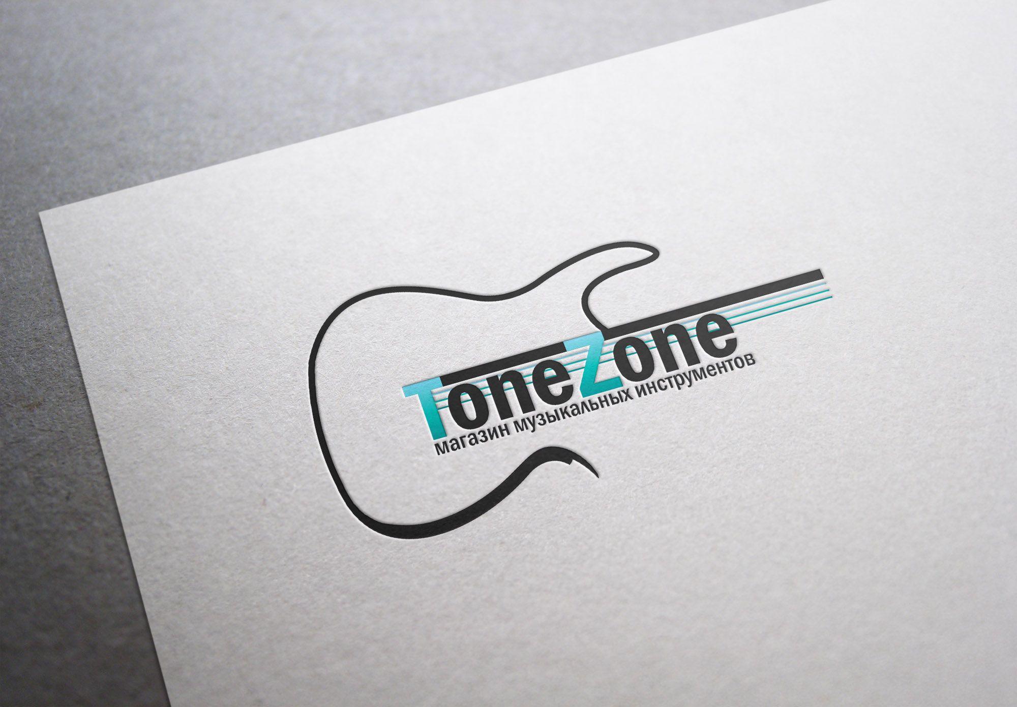Лого и фирм. стиль инет-магазина муз. инструментов - дизайнер Vladlena_A