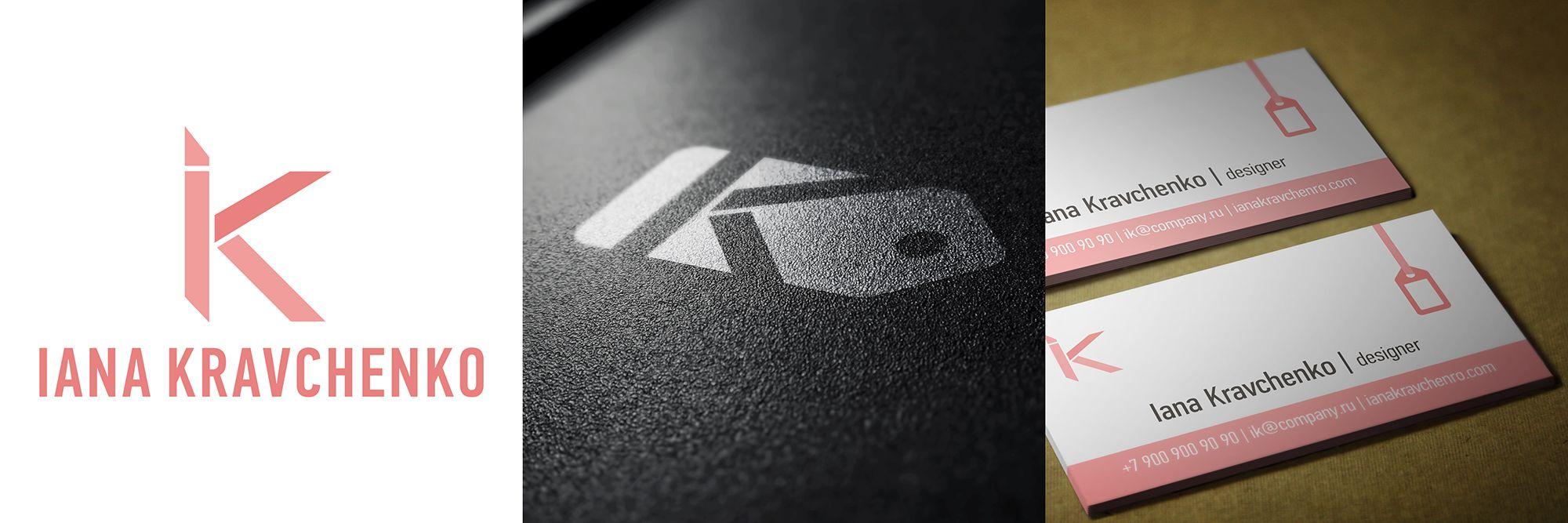 Логотипа и фир. стиля для дизайнера одежды - дизайнер Slaif